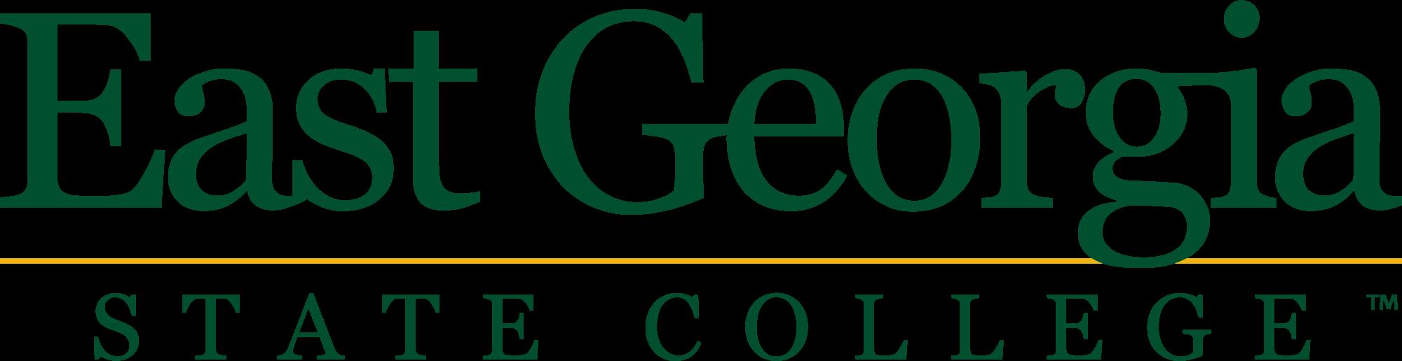 East Georgia College logo